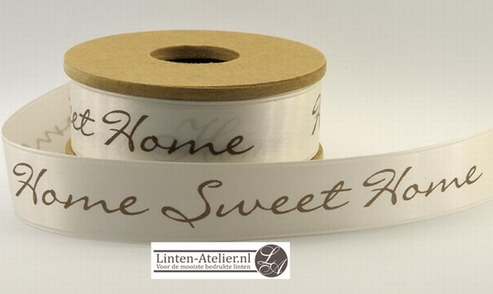 Home Sweet Home 1 Decoratie Lint Linten Atelier Nl