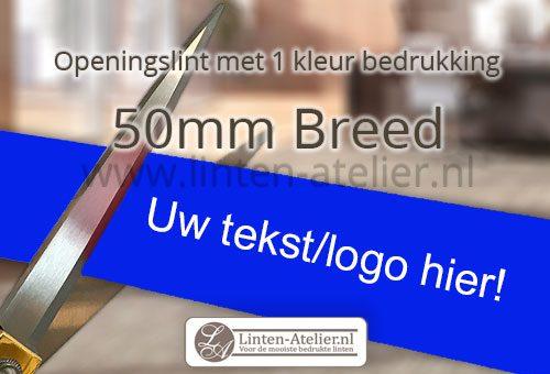 Openingslint-met-bedrukking-50mm