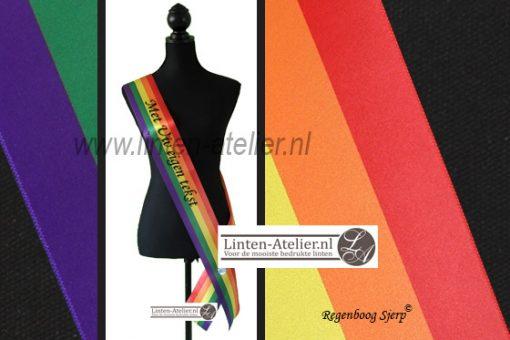 Regenboog Pride sjerp